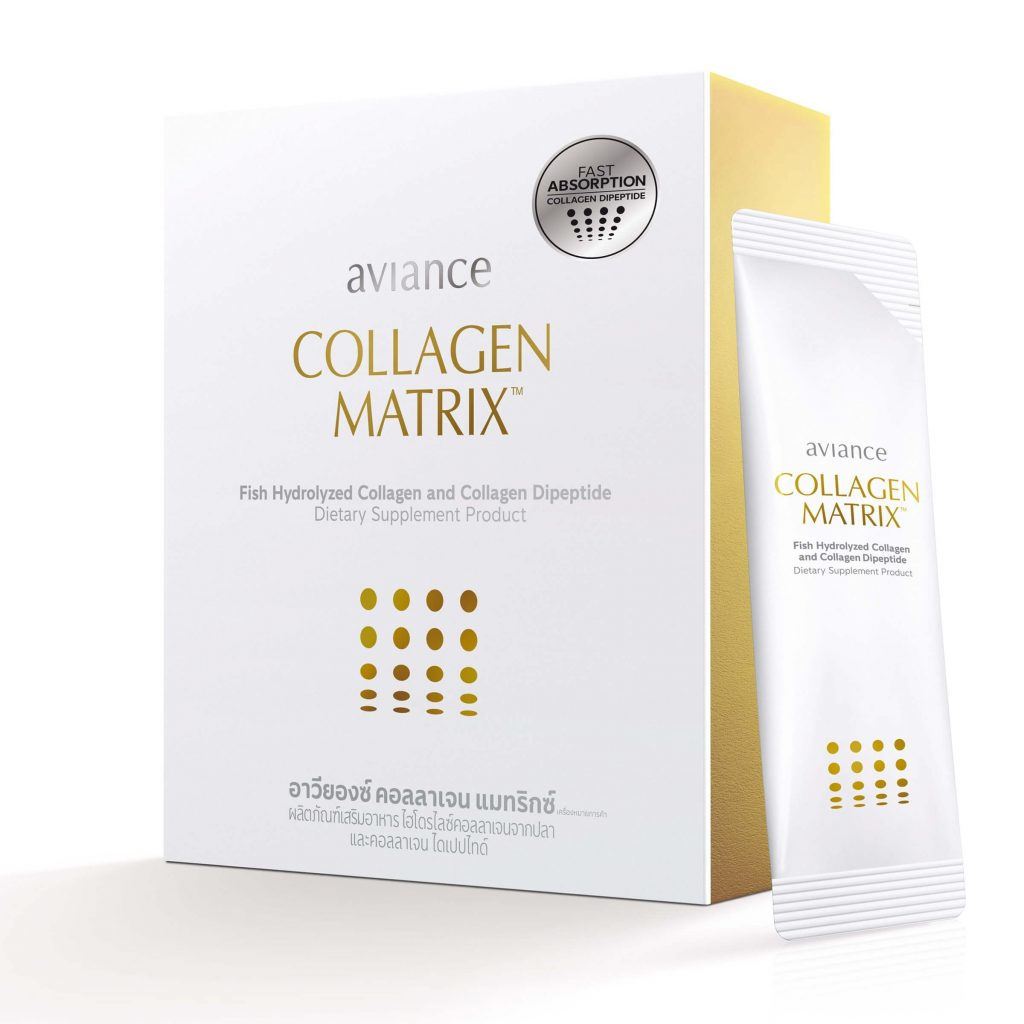 Collagen Matrix Beauty Supplement