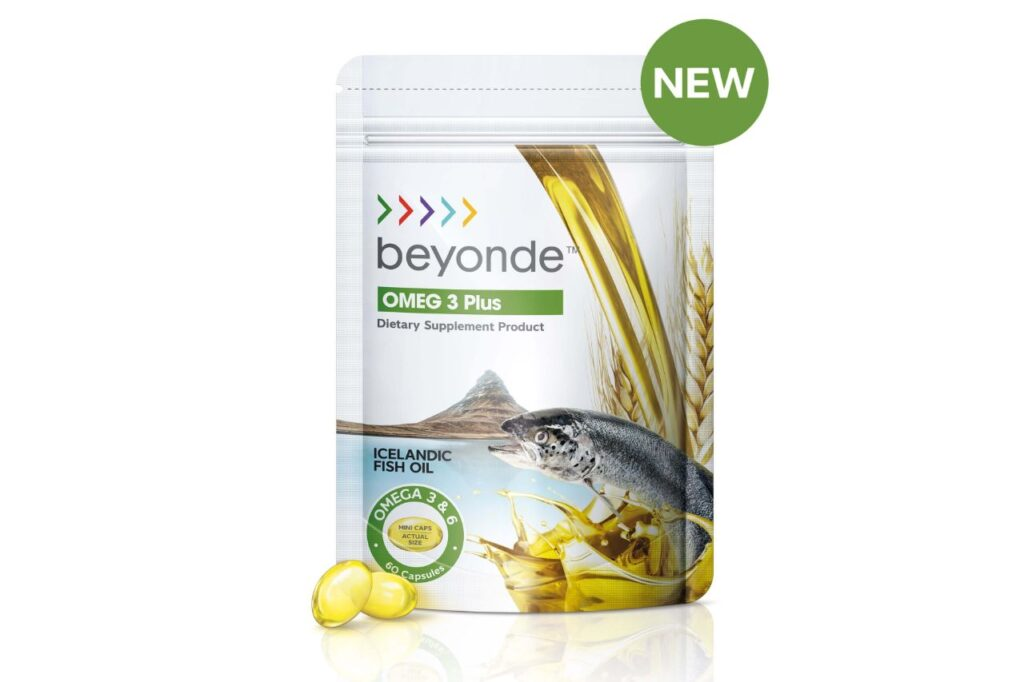 Beyonde Philippines Products Omega 3 Plus